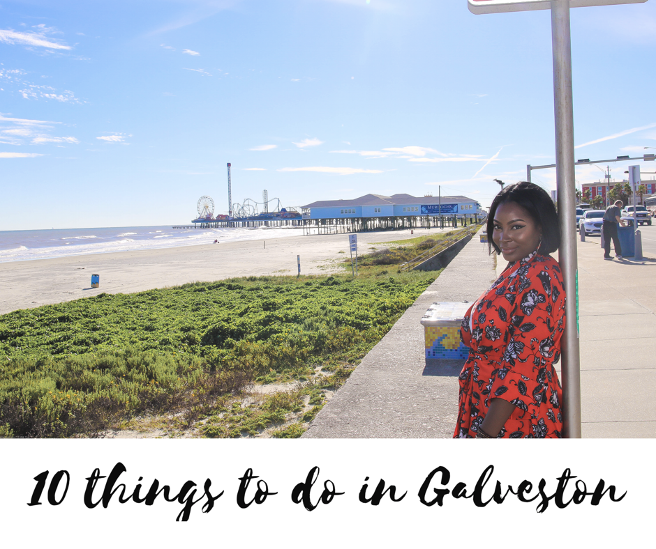 GALVESTON GUIDE